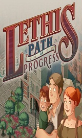 LETHIS PATH OF PROGRESS PC full game - Lethis.Daring.Discoverers-SKIDROW