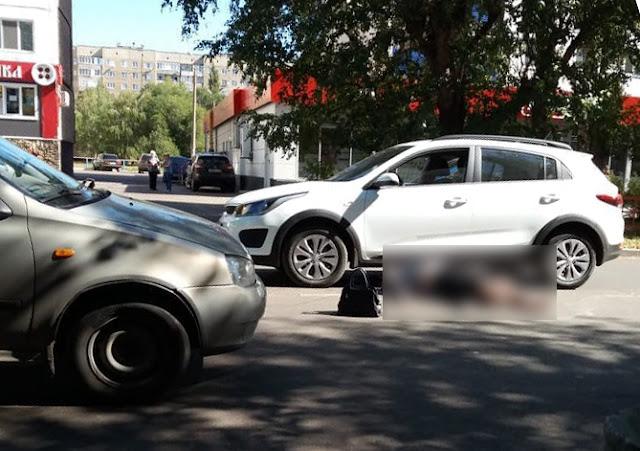 В Башкирии женщина попала под колёса автомобиля прямо на «зебре»