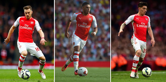 Arsenal injury updates - Triple injury boost
