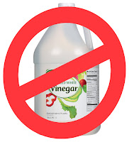 Vinegar pet Stain Remover