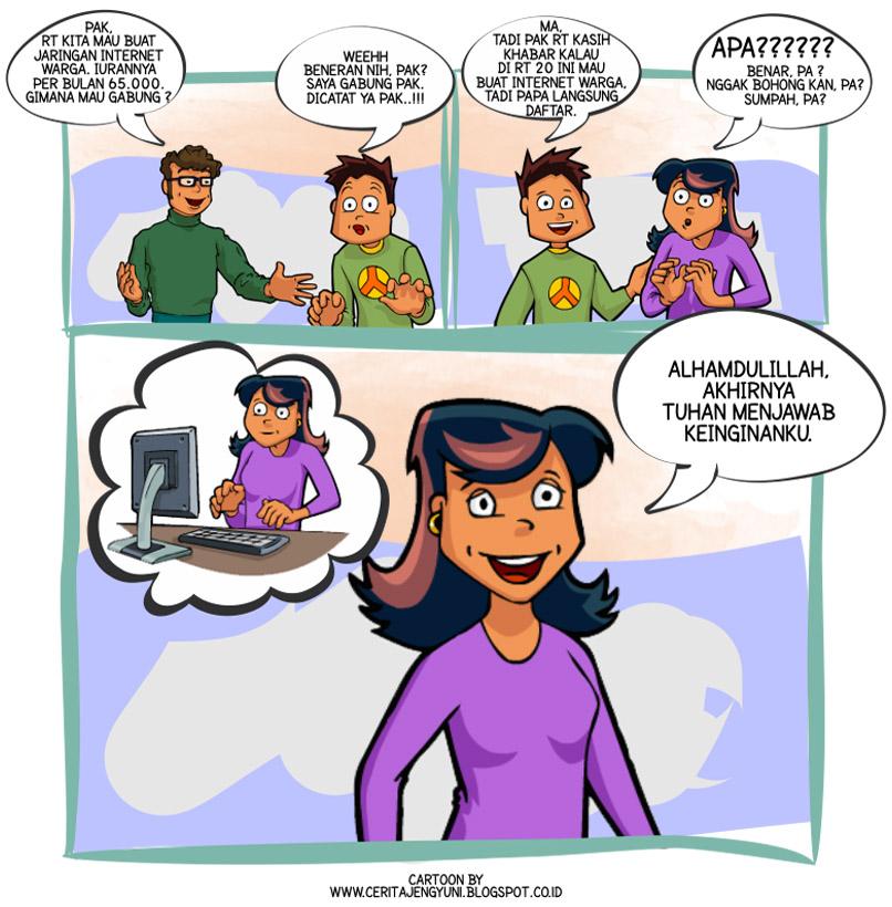 Khabar Pak RT Kartun