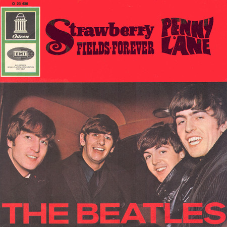 The Beatles Strawberry Fields Forever Chords Lyrics Kunci Gitar