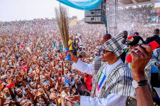 I'm Sad Some People Lost Their Lives At My Campaign - PMB