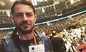 Γιώργος Αγγελόπουλος: Δείτε με ποια star του Hollywood έβγαλε φωτογραφία (φωτο)