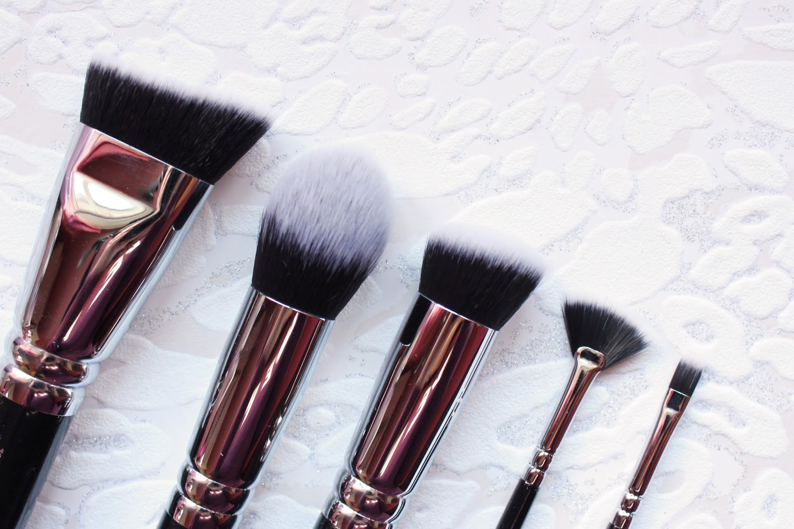 Five NEW Zoeva Brushes