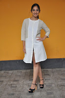 Radhika Cute Young New Actress in White Long Transparent Kurta ~  Exclusive Celebrities Galleries 072.JPG