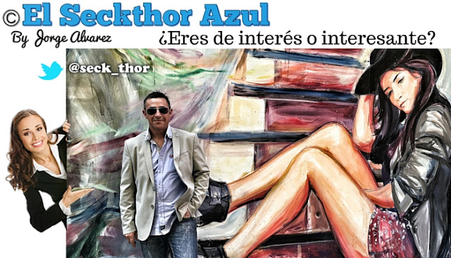 Jorge Álvarez: ¿Eres de interés o interesante?