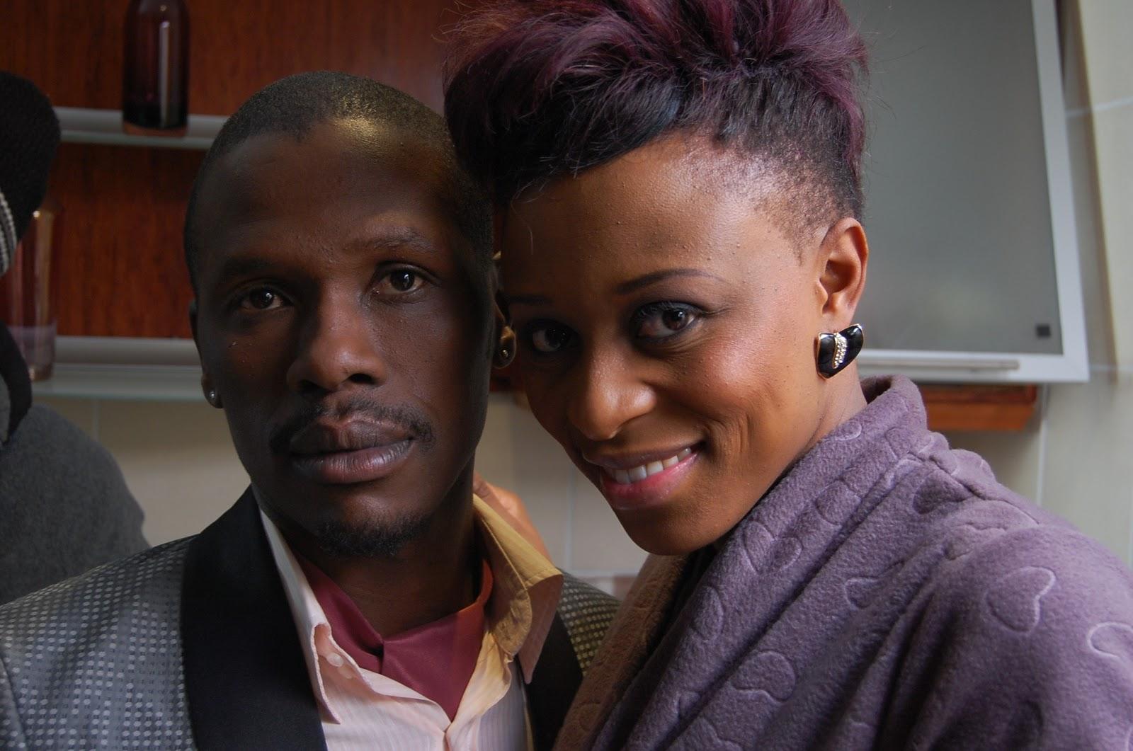 5 SA Celebs Who Did The Pixie Cut Hairstyle Justice - OkMzansi |Katlego Danke Boyfriend 2012