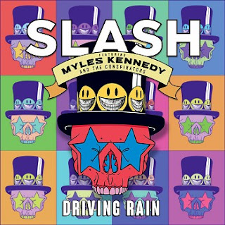 Slash - Driving Rain