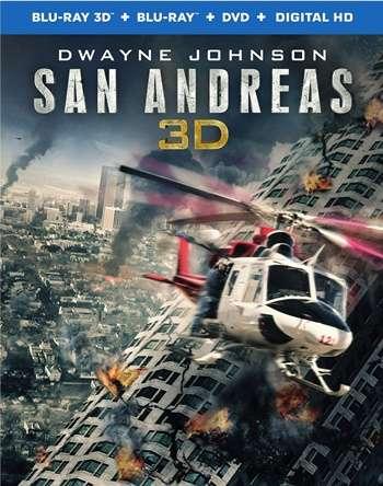 Terremoto: la falla de San Andrés 3D SBS 1080p Latino