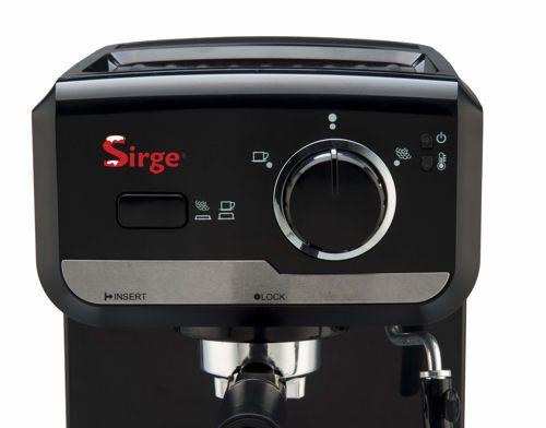 Elettrodomestici sirge macchina per caffe espresso e - Macchina per decorare carta ...