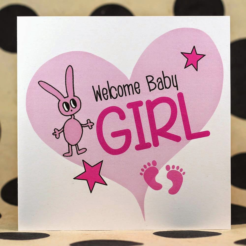 Express Happiness Of New Born Through Personalised New Baby Cards