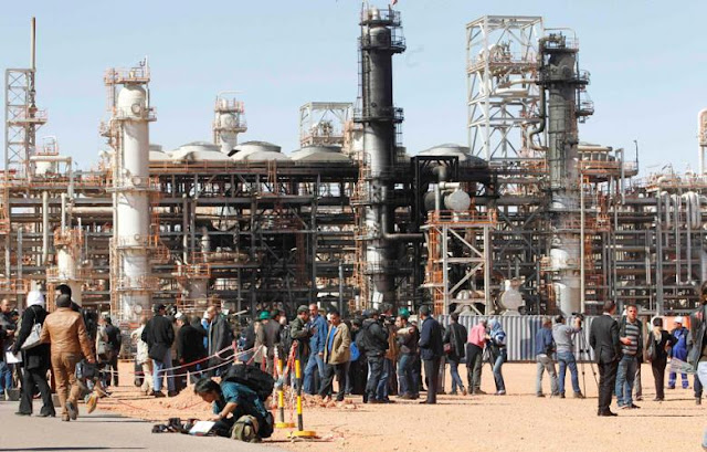 The attack against the Tiguentourine gas plant