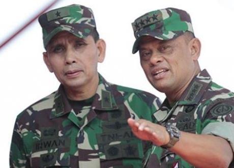 Indonesia Harus Bersikap Keras Soal Pencekalan Panglima TNI ke AS