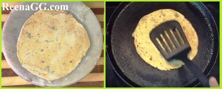 बची दाल से बनाएं परांठे | Bchee Daal ke Paratha Recipe