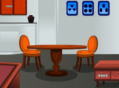 TollFreeGames Sharp Looking Room Escape Walkthrough