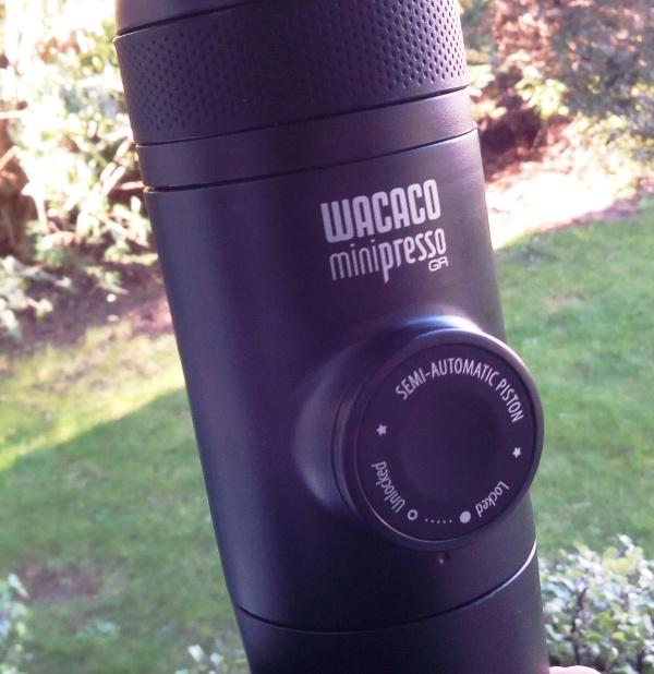 Wacaco Minipresso Mitt Amount Portable Espresso Maker!
