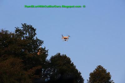 Drone, Phoenix Fenghuang County, Hunan, China