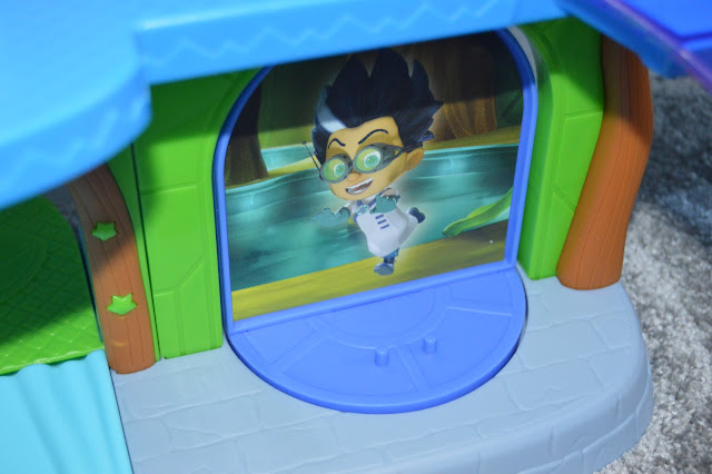 PJ Masks Headquarters Playset Romeo
