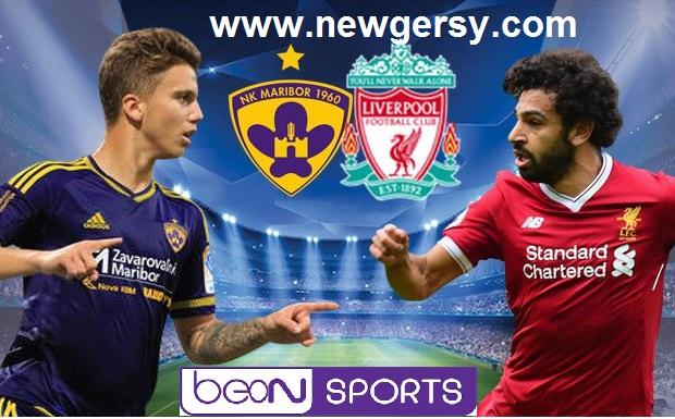 new gersy/ Liverpool vs Maribor: Champions League