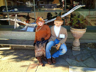 Halloween scarecrow competition