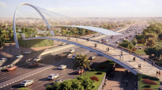 Jembatan Penyeberangan bagi Pejalan Kaki
