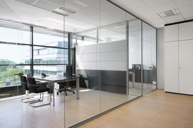 GLASS OFFICE PARTITIONS NEW YORK