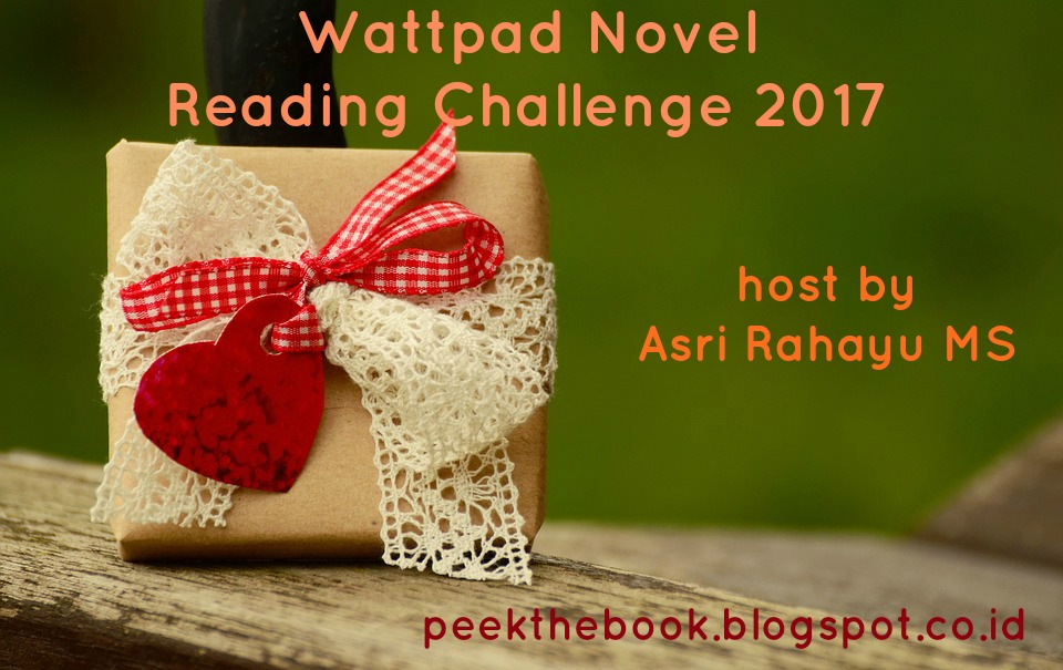 Wattpad Novel Reading Challenge 2017