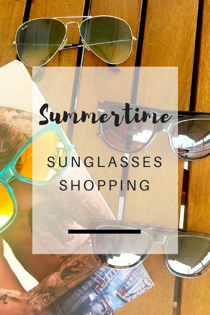 Beautiful sunglasses shopping picks to add to your collection - Ioanna's Notebook
