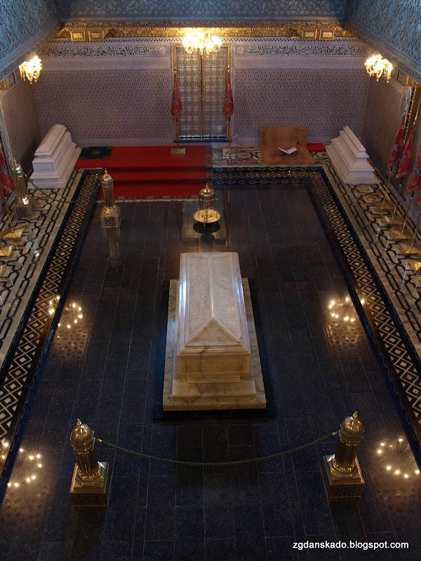 Rabat - Mauzoleum Muhammada V