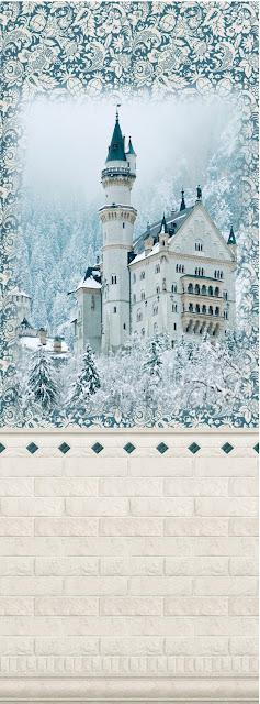 Замок Синий