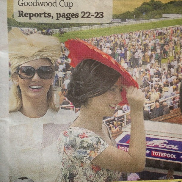 Front Page Of Racing Post