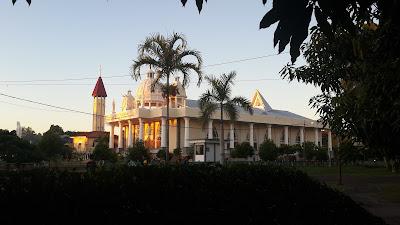 Gereja di Pedalaman Kalimantan Barat, Putusibau