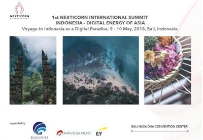 Jack Ma Dipastikan Tidak Hadir Pada NextICorn International Summit 2018 di Bali