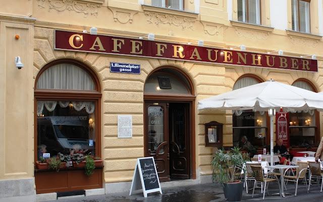 Wiener Kaffeehaus - Wohl das originale Wiener Kaffeehaus © Copyright Monika Fuchs, TravelWorldOnline