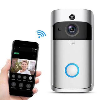 ip wifi video citofono porta campanello