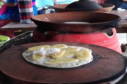 'Crepes' Khas Tabanan yang Cocok untuk Dessert Selepas Makan Siang
