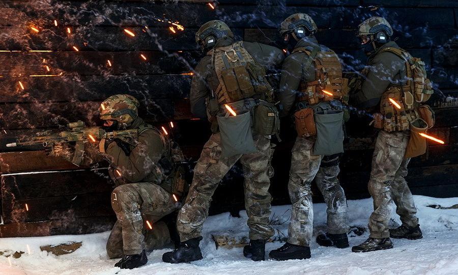 Как создавали Силы Специальных Операций России