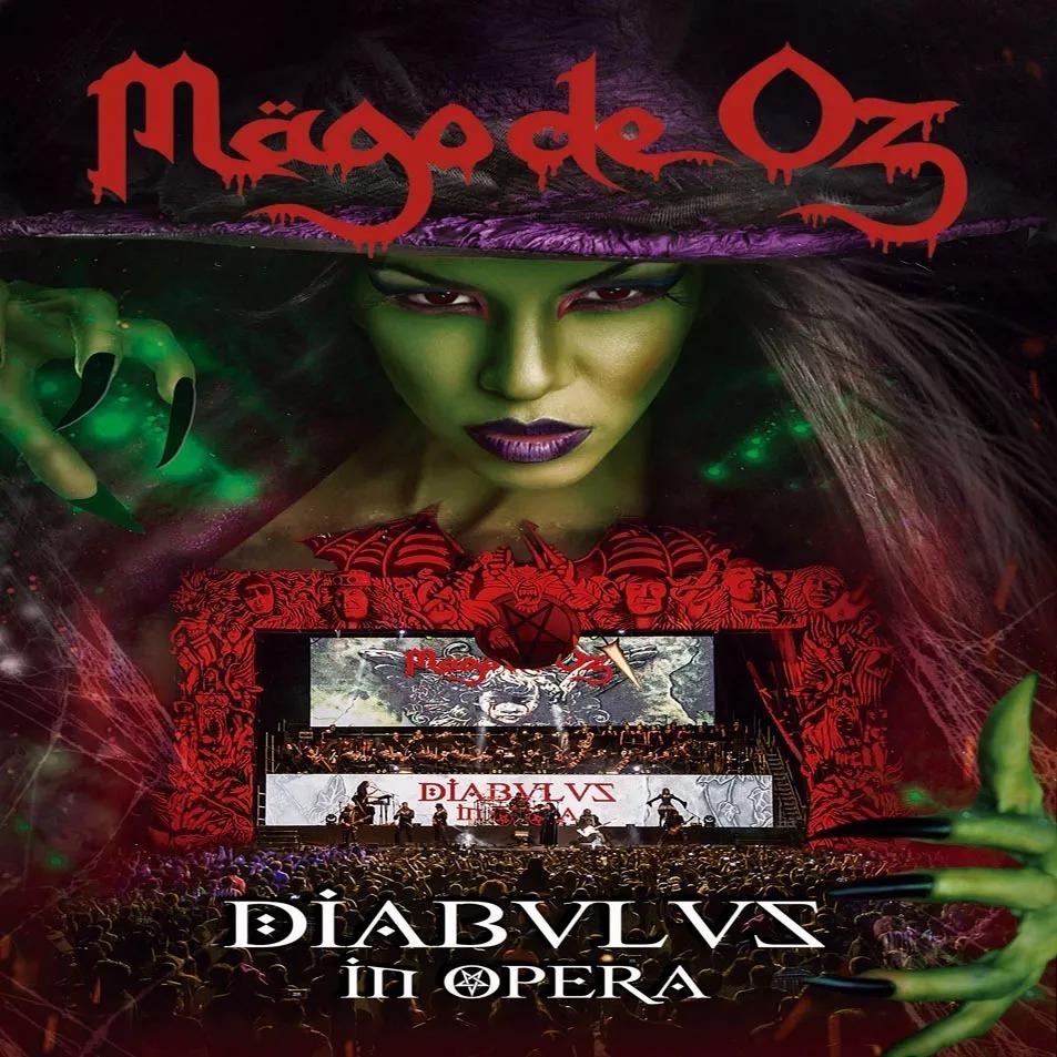 Rock Y Metal En Español Por Mega Mago De Oz Diabulus In