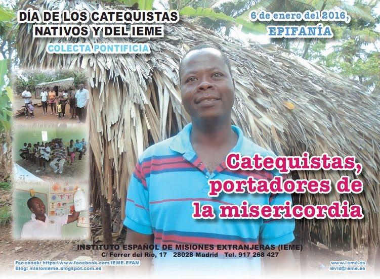 PORTADORES DE LA MISERICORDIA