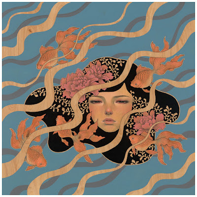 We Float, Audrey Kawasaki