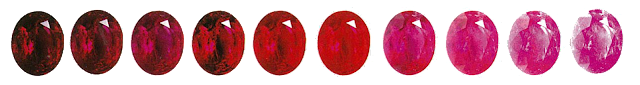 màu ruby