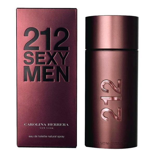 212 masculino Carolina Herrera