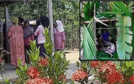 Astagfirullah, Main Rumah-rumahan,14 Anak Berumur 7 tahun Lakukan Adegan Malam Pertama