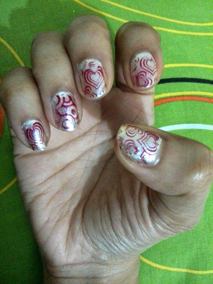 Afsanas Blog Nail Art Stamping Kit From Born Pretty Store Review