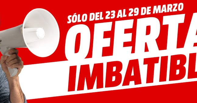 Mejores ofertas imbatibles folleto media markt 23 03 a for Ofertas hornos media markt