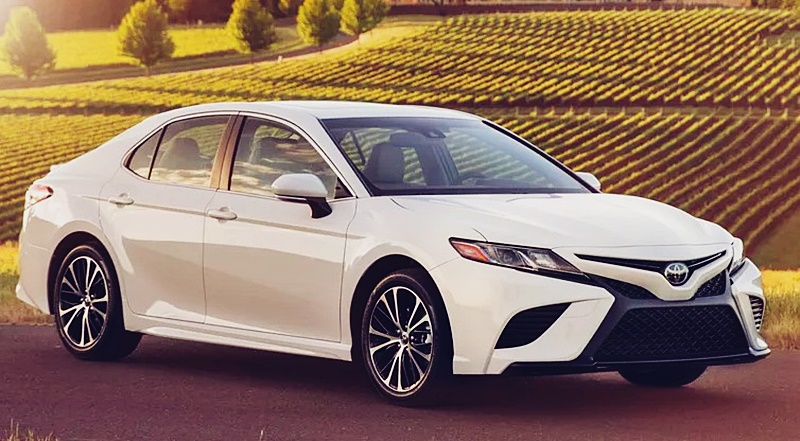 Camry 2018 Review Specs Feature