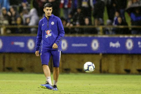Morata new Chelsea number 29