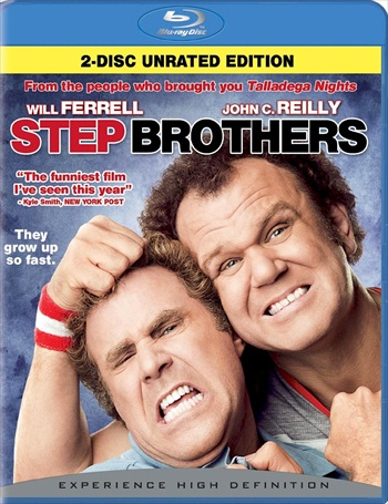 Step Brothers hindi dubbed movie