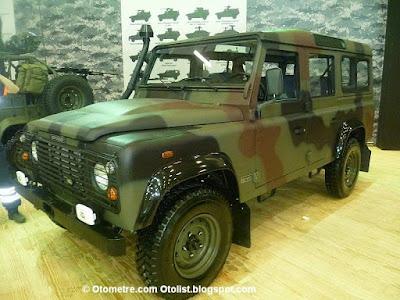 Yerli Land Rover